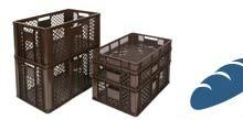 Euronorm bread crates