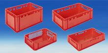 Euronorm meat crates
