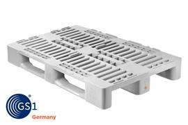 Euro H1 hygienepallet GS1 Germany