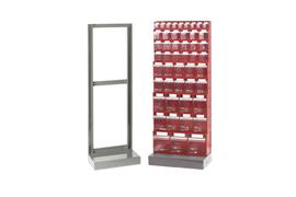 Blocs-tiroirs basculants Chariot & supports PB-MP150