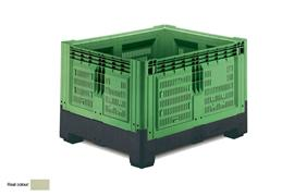 Pallet boxes Collapsible large volume boxes PB-1308F2
