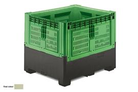 Pallet boxes Collapsible large volume boxes PB-1309F2