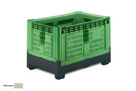 Pallet boxes Collapsible large volume boxes PB-1388F2