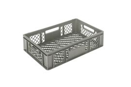 Euronorm stacking containers - grey Euro 600 x 400 mm grey PB-3242