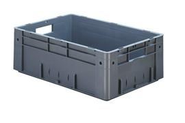Euronorm stacking containers - coloured Euro 600 x 400 mm coloured PB-6421-SCV
