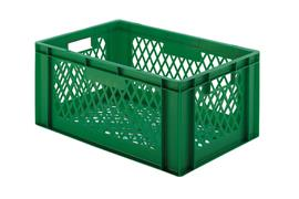 Euronorm stacking containers - coloured Euro 600 x 400 mm coloured PB-6427-BPT