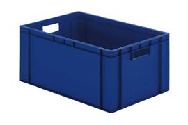 Euronorm stacking containers - coloured Euro 600 x 400 mm coloured PB-6427-SCT