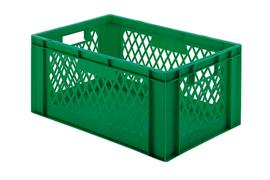 Euronorm stacking containers - coloured Euro 600 x 400 mm coloured PB-6427-SPT