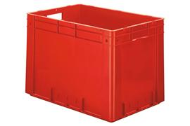 Euronorm stacking containers - coloured Euro 600 x 400 mm coloured PB-6442-SCV