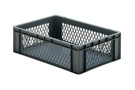 Euronorm stacking containers - coloured Euro 600 x 400 mm coloured PB-6417-SPT