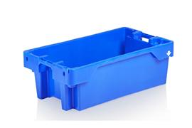 Nestable/stackable fish crates PB-81700300